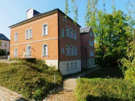Repräsentatives Bürogebäude in sehr gutem Zustand in TOP Lage von Auerbach im Vogtland