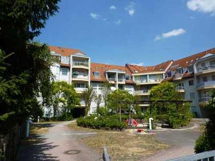 Oberursel: Entspanntes Lebensgefühl - 2 Zi.Whg. mit Parkett und Balkon in Wohlfühllage