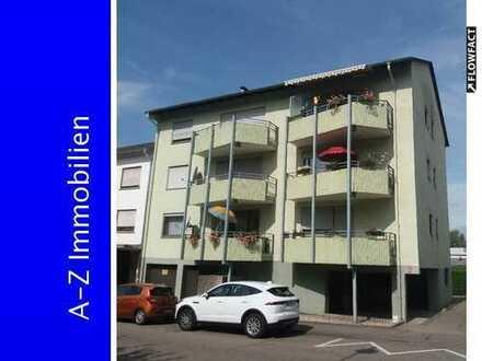 Vermietete Wohnung mit 2 Balkonen