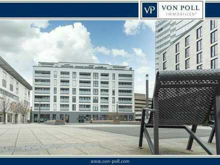 Bielefeld-Mitte: Urbanes Wohnen am Neumarkt -hochwertige 3-Zimmer-Wohnung mit Loggia!