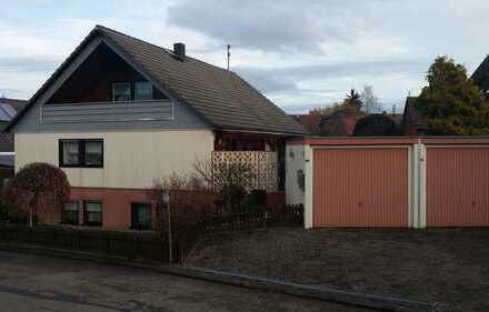 Das Goldstück im Schwarzwald, Panoramablick mit Ausbaumöglichkeit für 3 Haushalte