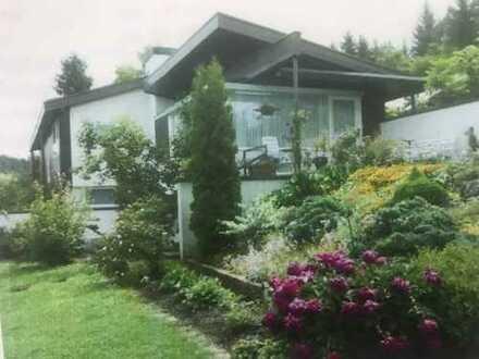 Einfamilienhaus in sonniger und ruhiger Aussichtslage