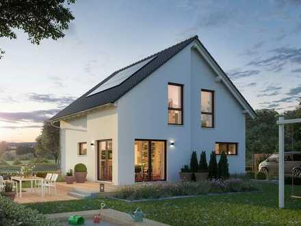 Schönes Haus Haus mit bezahlbarem Grundstück.