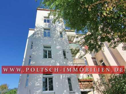 3-Raum-Eigentumswohnung mit Balkon,  in Zentrumsnähe von Gera