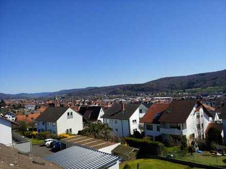 Über den Dächern Goldbachs! - frisch kernsaniert - 3 Zi, Kü+EBK, TGL-Bad, Balkon