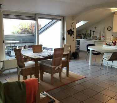 Schöne 2 Zimmer DG-Wohnung in Eppingen zu vermieten