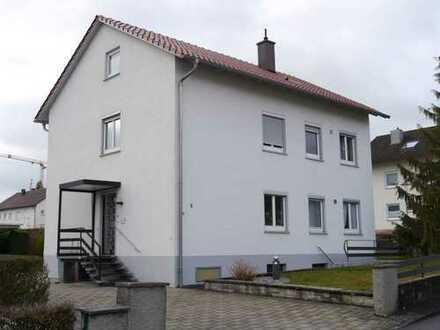 Helle, freundliche 3-Zi-Whg, in 2-Familien-Haus in ruhigem Wohngebiet in Bad Saulgau, ca. 70 m²