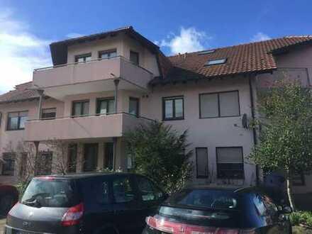 Attraktive 3-Zimmer-Wohnung mit Balkon und EBK in Bad Bellingen/Bamlach