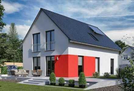 Fertig projektiertes Eigenheim im Löwenberger Land