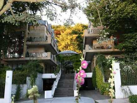 Luxuriöse Wohnung im Haus Belvedere am Lousberg