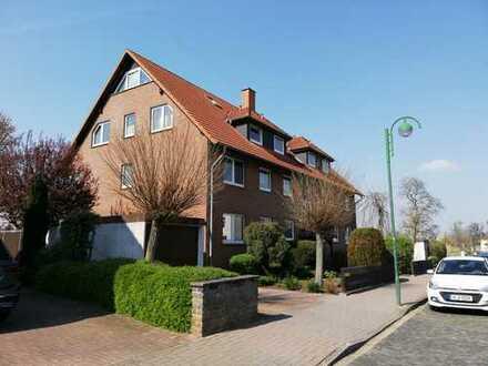 Gepflegte 3-Zimmer-EG-Wohnung mit alleiniger Gartennutzung in Bad Nenndorf