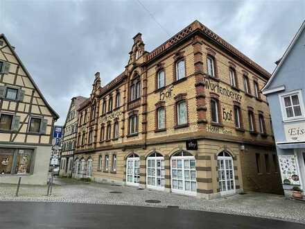 Neubau Praxisfläche im Herzen von Weikersheim