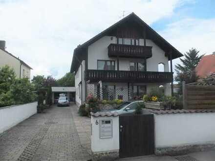 4-Zi.-Wohnung mit Balkon in Maisach in ruhiger Lage