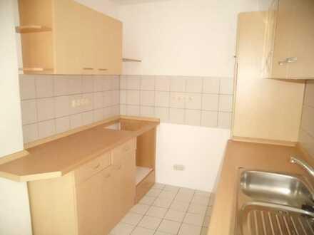 Kleine 2-Raum-DG-Wohnung mit EBK auf 4-Seiten-Hof in Eickendorf