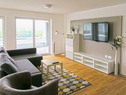 Luxeriöse Wohnung (Wohnbüro)