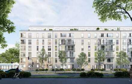 Zeitgemäß Wohnen in Bestlage! 2-Zimmer-Wohnung mit Süd-Loggia im trendigen Neuhausen