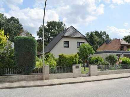 Wohnung im OG + ausgebauten Dachgeschoss in bester Lage am Naturschutzgebiet Boberger Dünen