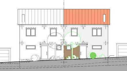 Neubau moderne Doppelhaushälfte in Kämpfelbach-Bilfingen