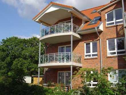 2 Zimmer-Eigentumswohnung im Obergeschoss mit Balkon und Fahrstuhl