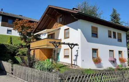 Gepflegtes Einfamilienhaus in idyllischer Lage mit Ausbaupotential im Dachgeschoss