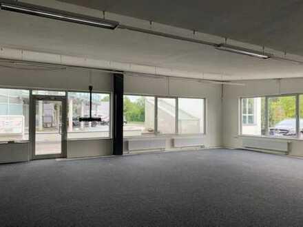 Laden-, Ausstellung-, Büro- Fläche 600 m vom Blautalcenter Ulm