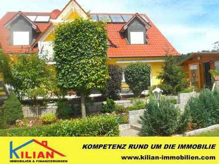 LUXUS EFH AUS 2000 MIT 303 M² WFL. + 685 M² GRUND IN TRAUMLAGE VON ALLERSBERG! SWIMMING-POOL*GARAGEN