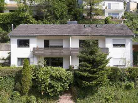 2 Doppelhaushälften in Ziegelhausen  Ideal für 2 Familien