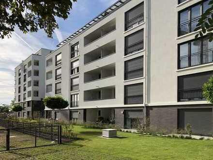 Moderne 2-Zimmer-Neubau-Wohnungen an der Stadtgrenze Frankfurt/Offenbach
