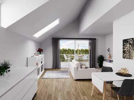 Gemütliche 3-Zimmer-Maisonette-Wohnung (Nr. 13) mit Balkon (Neubauvorhaben) mit 80,49 qm