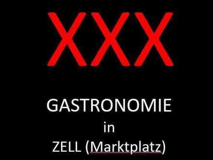 TripleX Gastronomiegeschäft auf bester Lage in Zell an der Mosel