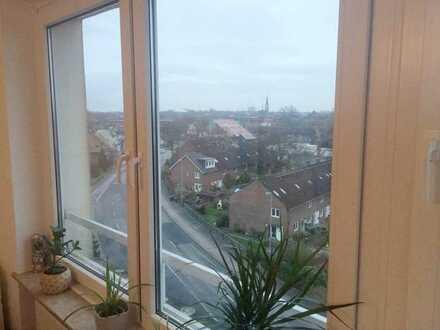 Helle 2 Zimmer Wohnung mit Balkon in Südausrichtung