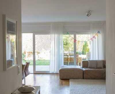 Exklusive 3-Zimmer-Wohnung im Herzen von Wiernsheim
