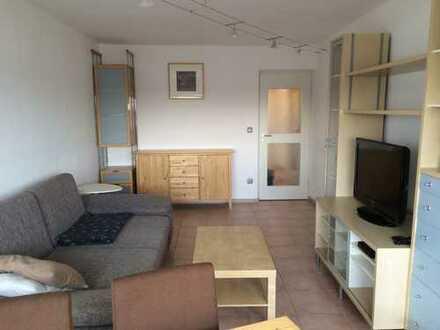 Möblierte, helle, gut geschnittene 2-Zimmerwohnung am Lerchenauer See (Nähe OEZ)