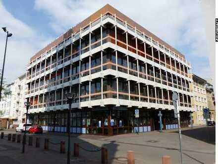 Tolle Büroflächen, hell u. gut geschnitten, in gepfl. Bürogebäude in zentraler Innenstadtlage
