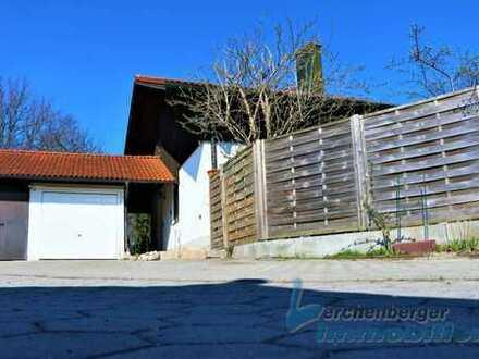 Immobilien Lerchenberger: Einfamilienhaus in Bruckmühl in ruhiger zentraler Lage