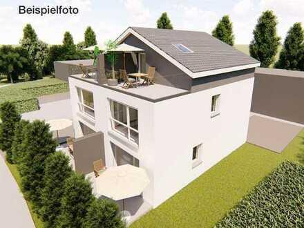 Neubau Doppelhaushälfte als Erstbezug zu vermieten - zentrale Lage Bindlach