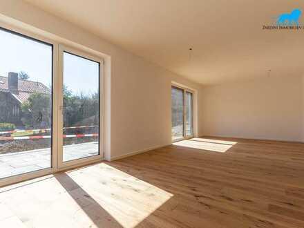 Erstbezug Neubau Doppelhaushälfte 5 A+ in Toplage von Icking!