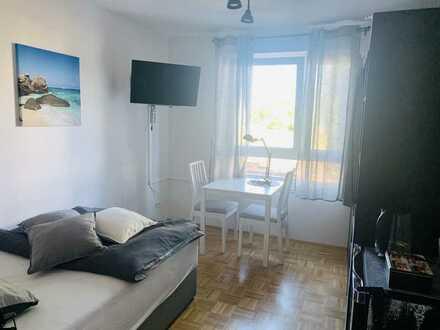 Schönes , modernes Zimmer an Wochenendheimfahrer/-in zu vermieten