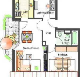 2,5 Zimmer Single-Wohnung in zentraler Lage - Bietigheim-Bissingen!
