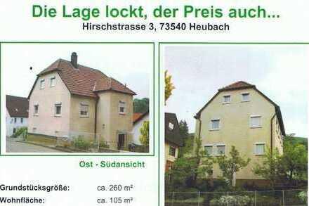 Schönes Haus mit sechs Zimmern in Ostalbkreis, Heubach