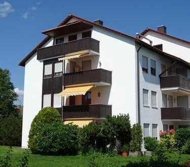 2-Zimmer-Dachgeschosswohnung in Bad Wörishofen