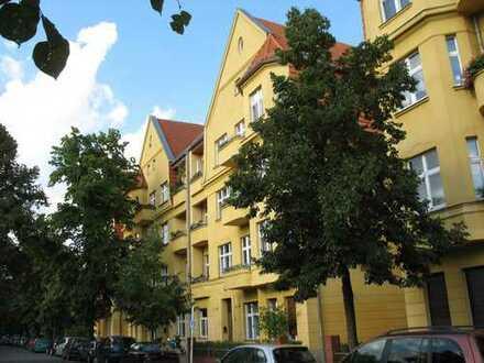 Vermietete, charmante 2-Zimmerwohnung im historischen Jugendstilensemble!