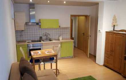 Wochenendpendler oder Studenten Schöne 1-Zimmer-Wohnung mit EBK in Bischofsheim