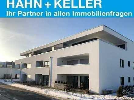 Großzügige 4 1/2 Zimmer-Neubau-Wohnung mit herrlichem Sonnenbalkon und hohem Wohnkomfort!
