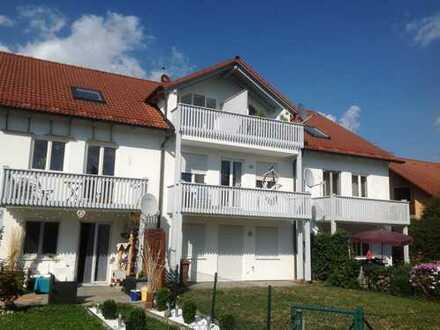 2 Zimmer Wohnung mit Tiefgaragenstellplatz, Balkon und Kellerraum