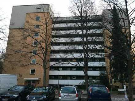 Vollständig renovierte 1-Zimmer-Wohnung mit Balkon in Hannover - Linden Süd