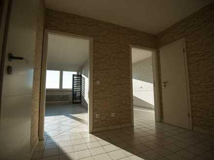 Helle 2-Zimmer-Wohnung mit Süd-Balkon