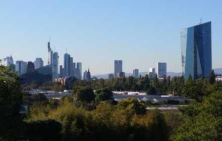Schicke helle 3 Zimmer Wohnung mit Skyline-Blick in Frankfurt am Main-Oberrad zu vermieten