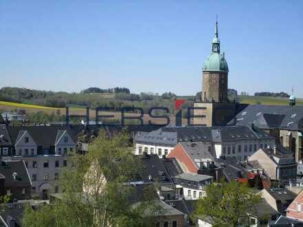 Herrlicher Blick über die Stadt ....
