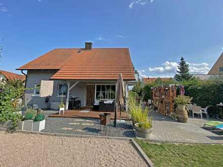 Bezugsfertiges Einfamilienhaus in Erfurt - Linderbach